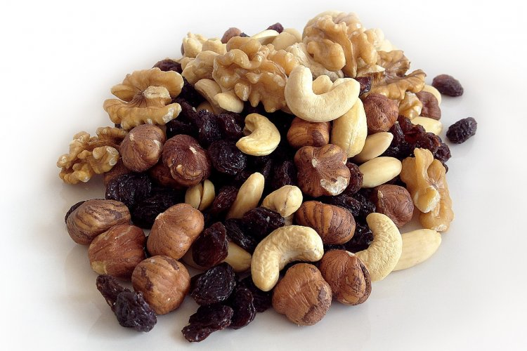 Nuts | Dry Fruits