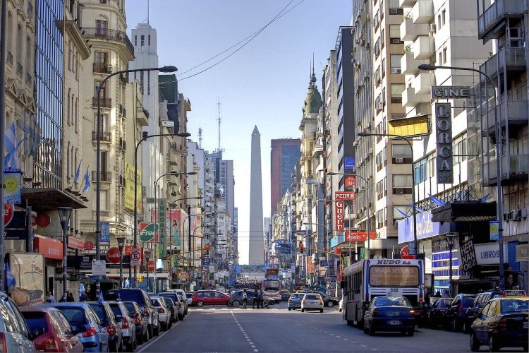Go to Buenos Aires, Argentina